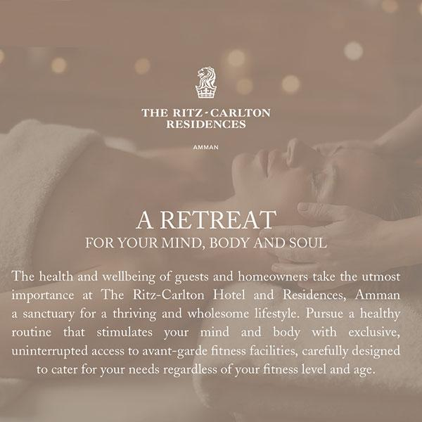 A RETREAT FOR YOUR MIND, BODY AND SOUL