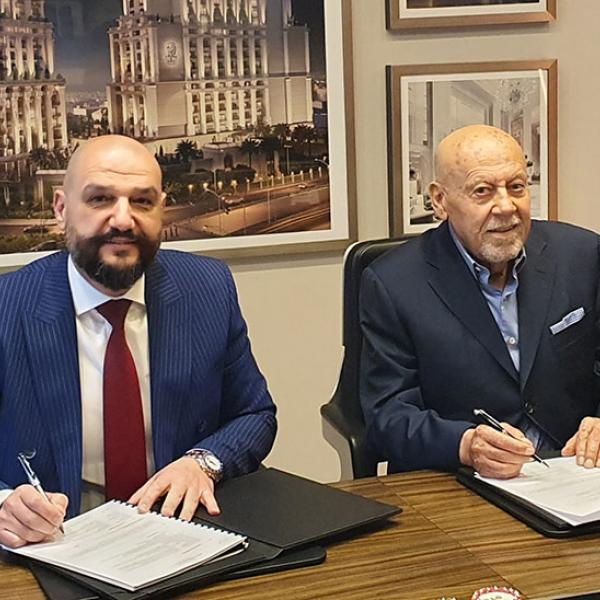 AVXAV Group and LG Electronics, recently signed a strategic agreement with Al Eqbal Real Estate Development and Hotels Company, the developer of The Ritz-Carlton Hotel and Residence, Amman